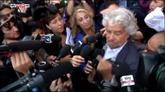 """20/06/2016 - Amministrative, Grillo esulta: """"E' solo l'inizio"""""""