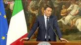 """20/06/2016 - Ballottaggi, Renzi: """"Buon lavoro a tutti"""""""