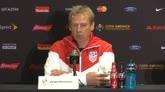 21/06/2016 - Copa America, Klinsmann: Argentina la più forte del mondo