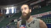 """21/06/2016 - Italbasket, Datome: """"C'è grande impegno e concetrazione"""""""
