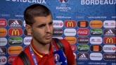 """22/06/2016 - Spagna, Morata: """"L'Italia è l'avversario peggiore"""""""