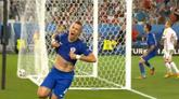 22/06/2016 - Perisic trascina la Croazia: Spagna-Italia gli ottavi