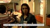22/06/2016 - Francia, prefetto Parigi vieta manifestazioni di domani