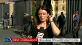 22/06/2016 - Virginia Raggi proclamata sindaca di Roma