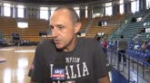 """Preolimpico, Messina: """"L'Italbasket fa un passo per volta"""""""