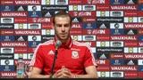 """23/06/2016 - Bale: """"L'avversario non conta, dagli ottavi è sempre dura"""""""