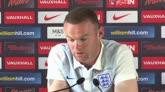 """23/06/2016 - Rooney: """"Possiamo arrivare fino in fondo"""""""