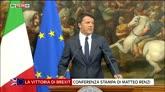 """24/06/2016 - Brexit, Renzi: """"Il mondo ha bisogno di Europa"""""""