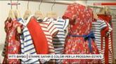 24/06/2016 - Pitti Bimbo, stampe safari e colori per l'estate