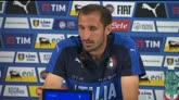 """24/06/2016 - Chiellini: """"Sarà impossibile gestire i 10 azzurri diffidati"""""""