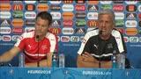 """24/06/2016 - Svizzera, Petkovic: """"La Serie A è molto competitiva"""""""