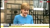 25/06/2016 - Brexit, Sturgeon: Scozia chiederà di restare nella Ue