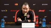 """26/06/2016 - Pizzi: """"Abbiamo preparato bene la partita, c'è fiducia"""""""