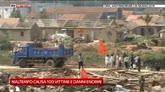 26/06/2016 - Cina, maltempo causa 100 vittime e danni