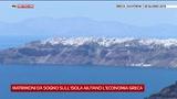 26/06/2016 - Santorini, matrimoni da sogno salvano l'Economia