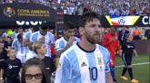 27/06/2016 - Copa America: Argentina-Cile 2-4
