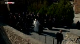 27/06/2016 - Papa in Armenia, Turchia attacca Bergoglio