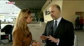 """27/06/2016 - Brexit, Moscovici a Sky TG24: """"Necessario restare calmi"""""""