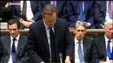 27/06/2016 - Brexit, Cameron: bisogna accettare risultato del referendum
