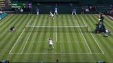 27/06/2016 - Wimbledon, Giorgi esce a testa alta contro Muguruza