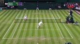 28/06/2016 - Come avranno fatto? I cinque colpi più belli di Wimbledon