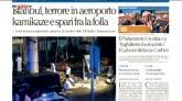 29/06/2016 - Rassegna stampa, i giornali di oggi mercoledì 29 giugno