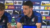 """29/06/2016 - Immobile, Insigne e Florenzi: """"obiettivo Germania"""""""