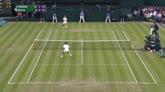 29/06/2016 - Willis saluta Wimbledon, King Roger non perdona