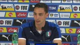 """30/06/2016 - De Sciglio: """"Conte? Se potesse giocherebbe in campo con noi"""""""