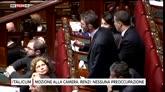 """30/06/2016 - Italicum, Renzi: """"Nessuna preoccupazione"""""""