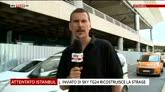 30/06/2016 - Istanbul, l'inviato di Sky TG24 ricostruisce la strage