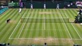 30/06/2016 - Top five, il meglio della quarta giornata di Wimbledon