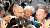 """01/07/2016 - Yara, i legali di Bossetti: """"Convinti della sua innocenza"""""""