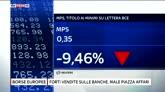 04/07/2016 - Borse, crolla Monte dei Paschi