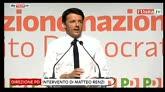 04/07/2016 - Direzione Pd, Renzi: pronto a difendere nostra dignità