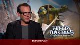 04/07/2016 - Tartarughe Ninja 2 - Intervista a Will Arnett