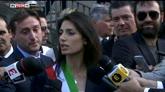 04/07/2016 - Roma, tre giorni alla presentazione della giunta Raggi