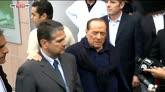 05/07/2016 - Berlusconi dimesso, altri 2 mesi di riabilitazione