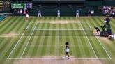 05/07/2016 - Wimbledon i colpi più belli di martedì 5 luglio