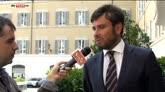 """06/07/2016 - Di Battista: """"Alfano chiarisca in Aula"""""""