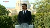 06/07/2016 - Banche, Renzi: correntisti tranquilli, non avranno problemi