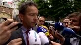 07/07/2016 - MPS, Dijsselbloem: Italia rispetti regole bail in