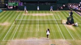 09/07/2016 - Wimbledon, i 5 colpi più belli del match Williams-Kerber