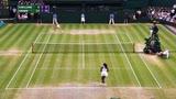 09/07/2016 - Wimbledon, i 5 colpi più belli del match Williams-Kerber