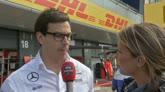 10/07/2016 - Mercedes e Red Bull discutono sulle regole radio