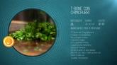 Alessandro Borghese Kitchen Sound - T-bone con chimichurri