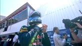 14/07/2016 - Verstappen e Ricciardo, che spettacolo la Red Bull