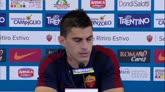"""14/07/2016 - Roma, Perotti carico: """"Pronti per lottare per lo scudetto"""""""