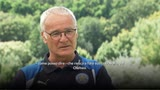 "14/07/2016 - Ranieri applaude Conte: ""Allenatore fantastico"""