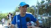 """15/07/2016 - Nibali: """"Crono difficile a causa del vento"""""""